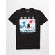 RIOT SOCIETY Surf Reaper Mens T-Shirt