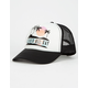 BILLABONG Ohana Black Pebble Girls Trucker Hat