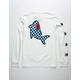 VANS x Shark Week White Boys T-Shirt