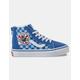VANS x Shark Week Sk8-Hi Zip Kids Shoes