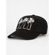 BILLABONG Surf Club Black Womens Strapback Hat
