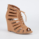BAMBOO Royce Womens Wedges