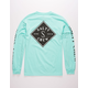 SALTY CREW Tippet Two Tone Seafoam Mens T-Shirt