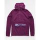 CHAMPION Manorak Purple Mens Anorak Jacket