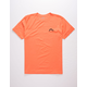 RUSTY TV Screen 2 Coral Mens T-Shirt