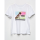 VANS Surf Check Girls Tee