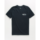 SALTY CREW Blue Water Navy Boys T-Shirt