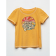 WHITE FAWN Here Comes The Sun Girls Tee