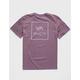 RVCA Segment Violet Boys T-Shirt