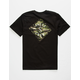 SALTY CREW Tippet Triad Camo Boys T-Shirt