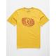 VOLCOM Numeral Gold Boys T-Shirt