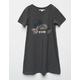 O'NEILL Chelsea Girls T-Shirt Dress