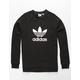 ADIDAS Originals Trefoil Black Mens Sweatshirt