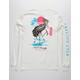 RIOT SOCIETY Crane White Mens T-Shirt