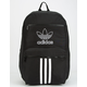 ADIDAS National 3-Stripes Black Backpack