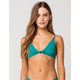 O'NEILL Salt Water Knot Emerald Bikini Top
