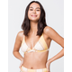 BILLABONG Tanlines High Point Triangle Bikini Top