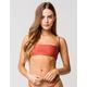 O'NEILL Saltwater Textured Bralette Bikini Top