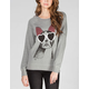 VANS Fugitive Dog Womens Sweatshirt