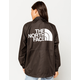 THE NORTH FACE Graphic Black Womens Windbreaker Jacket