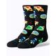 STANCE Astronaut Food Kids Crew Socks