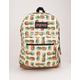 JANSPORT Right Pack Pineapple Backpack