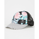 ROXY Return To Black Girls Trucker Hat