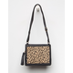Animal Print Leopard Crossbody Bag