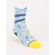 STANCE x Kevin Lyons Crunch Blue Kids Crew Socks