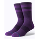 STANCE Joven Purple Mens Crew Socks