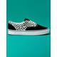 VANS Comfycush Tear Check Era Black & True White Shoes