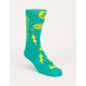 STANCE Metorite Mens Crew Socks
