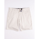 RSQ Twill Stone Mens Chino Shorts