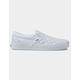 VANS Checkerboard Classic Slip-On True White Shoes