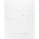 RVCA Tropicale White Boys T-Shirt
