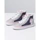 VANS Digi Unicorn Sk8-Hi Zip Girls Shoes