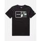 HURLEY Natural Black Boys T-Shirt