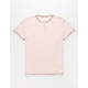DCBD Super Soft Pink Boys Henley