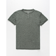 DCBD Super Soft Graphite Boys Henley