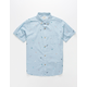BILLABONG Sundays Mini Blue Boys Shirt