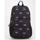 RVCA Estate II Black & Blue Backpack