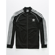 ADIDAS Superstar Black & White Boys Track Jacket