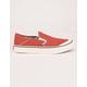 VANS Slip-On SF Burnt Brick & Marshmallow Shoes