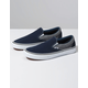 VANS Suede Classic Slip-On Suiting & Dress Blues Shoes