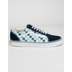 VANS Checkered Old Skool Blue Topaz Shoes