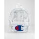 CHAMPION Clear Mini Backpack