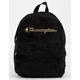 CHAMPION Textile Black Mini Backpack