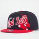 47 BRAND Underglow Red Sox Mens Snapback Hat