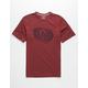 VOLCOM Numeral Cabernet Boys T-Shirt