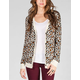 VOLCOM For Keeps Womens Cardigan